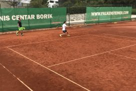Tenniscamp Zadar 2019